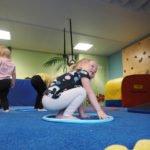 Lapset Funparkissa