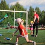Lasten & nuorten liikunta